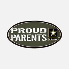 U.S. Army: Proud Parents (Military Green) Patch