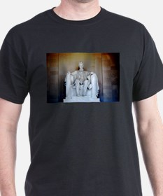 Lincoln Statue T-Shirt