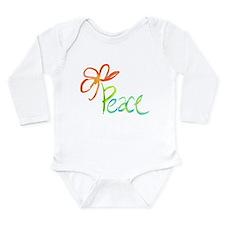 Grow Peace Body Suit