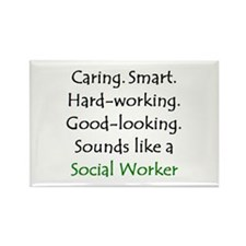 social worker sound Magnets