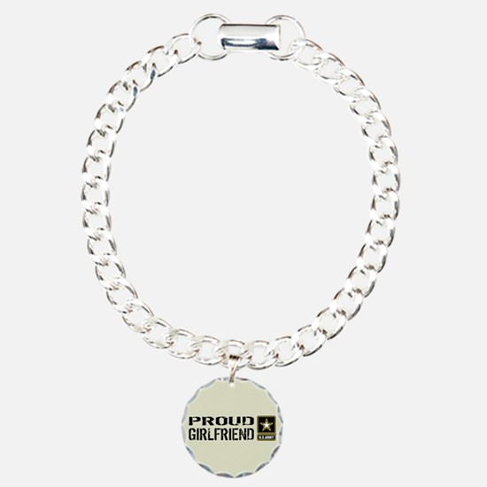 U.S. Army: Proud Girlfri Bracelet