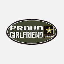 U.S. Army: Proud Girlfriend (Military Green) Patch