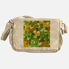 Unique Autism awareness Messenger Bag