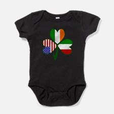 Unique Italian Baby Bodysuit