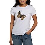 Buckeye Butterfly Women's T-Shirt