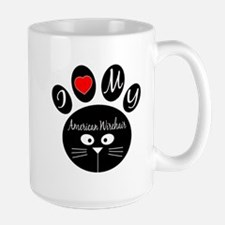 I love my American Wirehair Large Mug