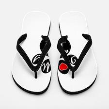 I love my Bengal Flip Flops