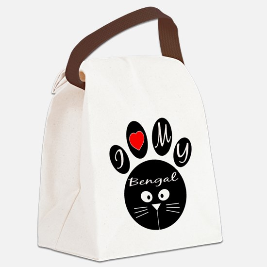 I love my Bengal Canvas Lunch Bag