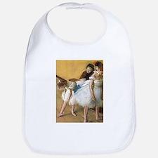 Vintage Ballet by Edgar Degas Bib