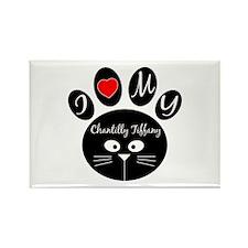 I love my Chantilly Tiffany Rectangle Magnet