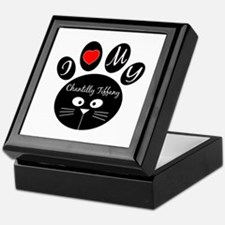 I love my Chantilly Tiffany Keepsake Box