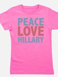 Hillary clinton Girl's Tee