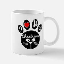 I love my Chartreux Mug
