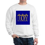 Joy Golden Blue Sweatshirt