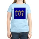 Joy Golden Blue Women's Light T-Shirt