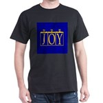 Joy Golden Blue Dark T-Shirt