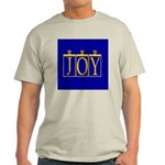 Joy Golden Blue Light T-Shirt