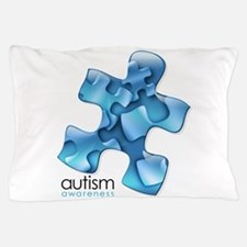 puzzle-v2-blue.png Pillow Case