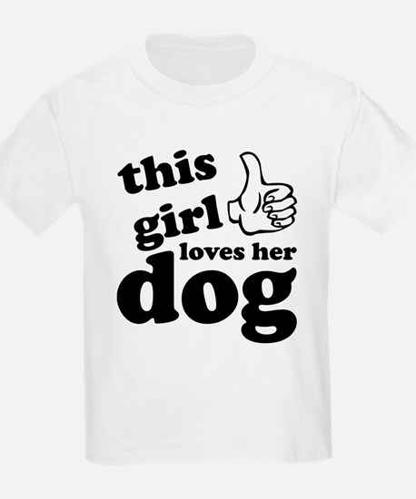 Cool A girl and her horse T-Shirt