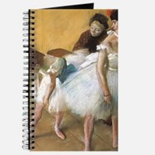 Vintage Ballet by Edgar Degas Journal
