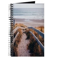 Walk To The Beach Journal
