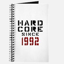 Hard Core Since 1992 Journal