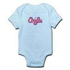 Angela Name Personalized Body Suit