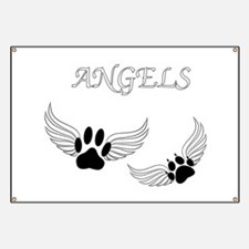Cute Angel Banner