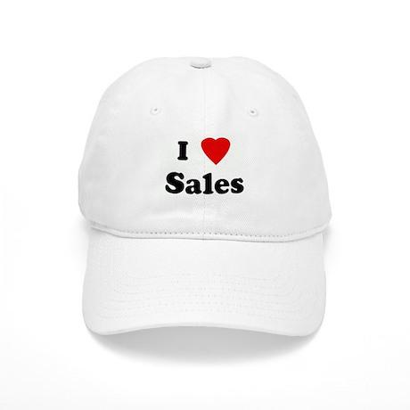 I Love Sales Cap