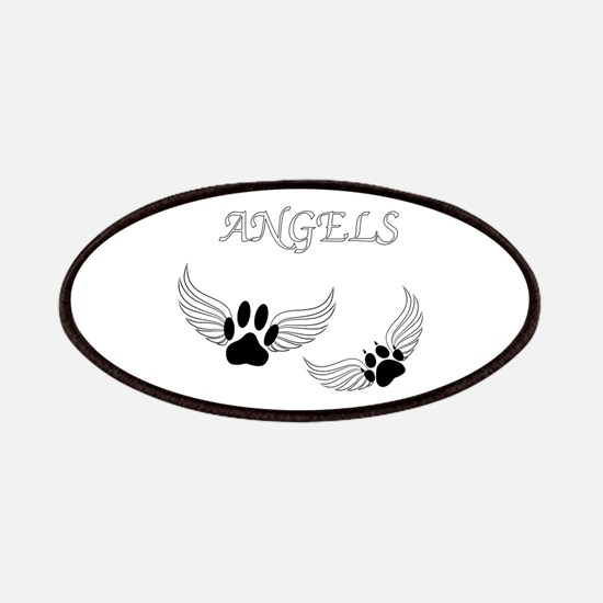 Angel Pet Paws Patch