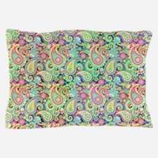 Spring paisley Pillow Case