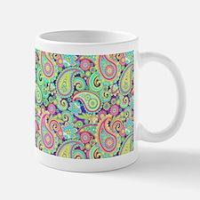 Spring paisley Mugs