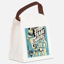 Unique Galore Canvas Lunch Bag