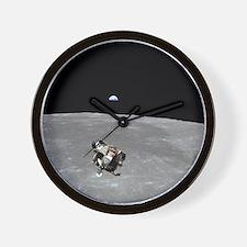 Funny Nasa lunar Wall Clock