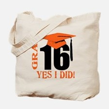 Cute Senior class Tote Bag