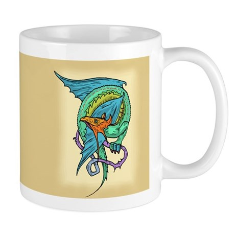 Celtic Dragon 1 Mug