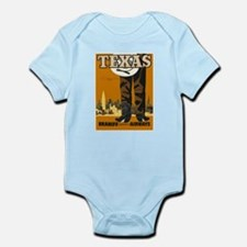 Vintage poster - Texas Body Suit