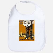 Vintage poster - Texas Bib
