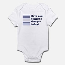 Hugged Monique Infant Bodysuit