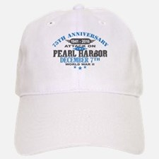 75th Anniversary attack on Pearl Harbor Baseball C