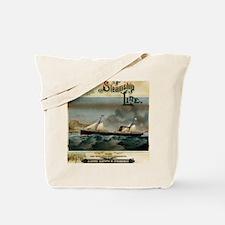 Funny Vintage canadian Tote Bag