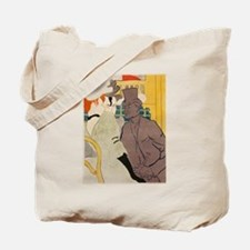Vintage poster - Englishman at the Club Tote Bag