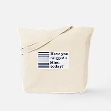 Hugged Mimi Tote Bag