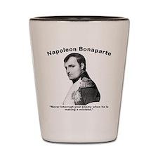 Napoleon Mistake Shot Glass