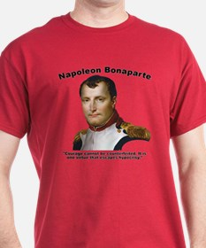 Napoleon Courage T-Shirt