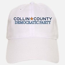 Collin County Democratic Party Logo Baseball Baseball Baseball Cap