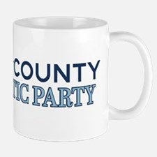 Collin County Democratic Party Logo Mugs
