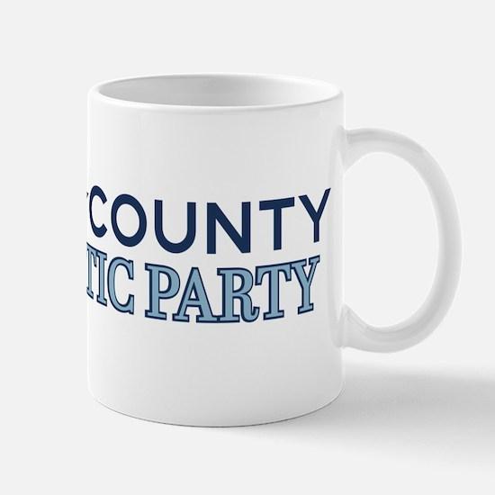 Collin County Democratic Party Logo Mugs