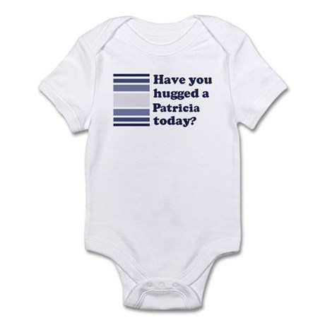 Hugged Patricia Infant Bodysuit