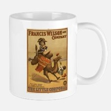 Vintage poster - The Little Corporal Mugs